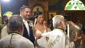 Κρήτη: Ο παραμυθένιος γάμος που συζητήθηκε – Η νύφη, ο γαμπρός και η ξεχωριστή τους ιστορία [pics]