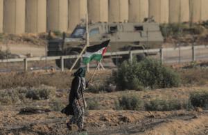 Παλαιστίνιος έπεσε με το αμάξι του πάνω σε Ισραηλινούς!