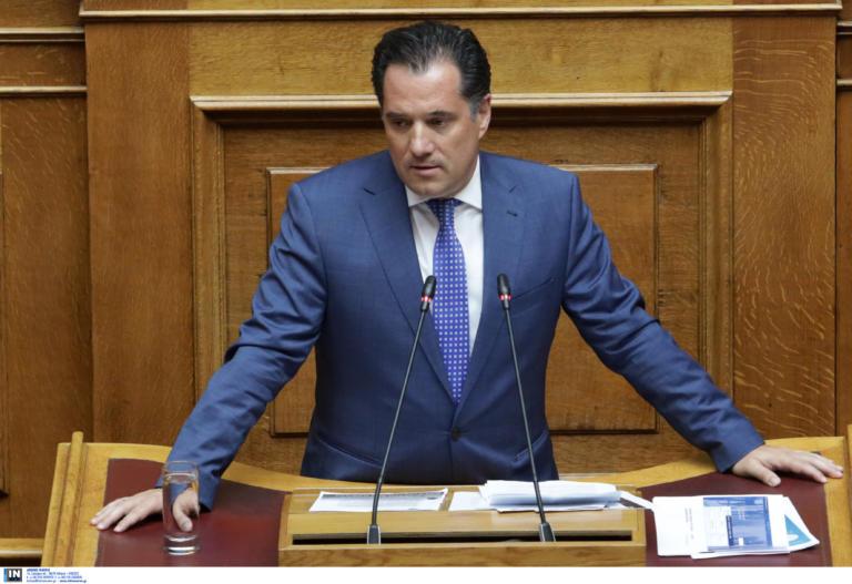Γεωργιάδης: Όχι σε κομματικά πρόσωπα στην Επιτροπή Ανταγωνισμού