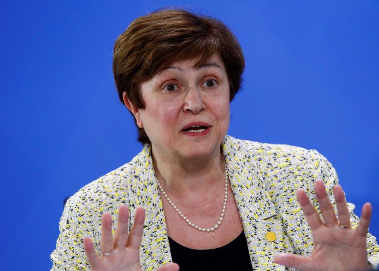 Κρισταλίνα Γκεοργκίεβα: Ποια είναι η γυναίκα που θέλει να διαδεχτεί τη Λαγκάρντ στο ΔΝΤ