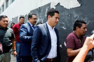 Γουατεμάλα: Αθώοι οι… άνθρωποι του προέδρου!