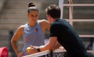 US Open: Έγινε θέμα η σχέση της Σάκκαρη με τον προπονητή της! – video