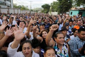 Ονδούρα: Νέα μαζική διαδήλωση εναντίον του προέδρου Χουάν Ορλάντο Ερνάντες