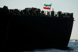 Ιράν: Το ιρανικό δεξαμενόπλοιο αναχώρησε από το Γιβραλτάρ!