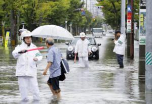 Ιαπωνία: Εντολή σε 240.000 ανθρώπους να φύγουν από τα σπίτια τους! video, pics