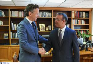 Ο Ντάισελμπλουμ έπεσε στην ανάγκη μας – Σήμερα αποφασίζεται ο νέος επικεφαλής του ΔΝΤ