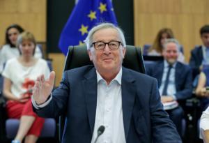 Γιούνκερ σε Λονδίνο: Το Brexit χωρίς συμφωνία θα σας πονέσει περισσότερο
