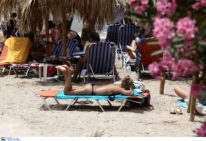 Καιρός σήμερα: Βουρ για παραλία! Ανεβαίνει επικίνδυνα το θερμόμετρο