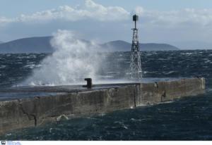 Καιρός σήμερα: Όσα παίρνει ο άνεμος! Οκτώ μποφόρ στο Αιγαίο