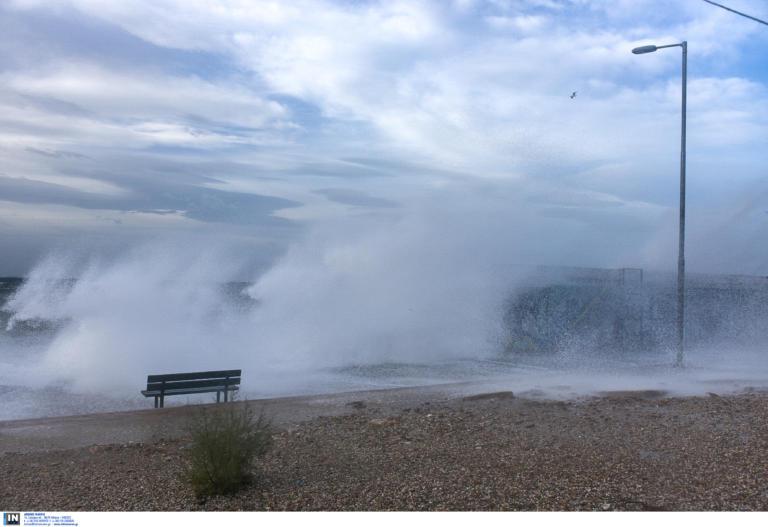 Καιρός αύριο: Οι ισχυροί άνεμοι φέρνουν πτώση στη θερμοκρασία