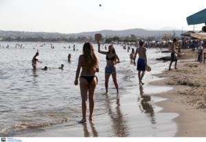 Καιρός σήμερα: Βουρ για τις παραλίες! Που θα χτυπήσει 40αρια