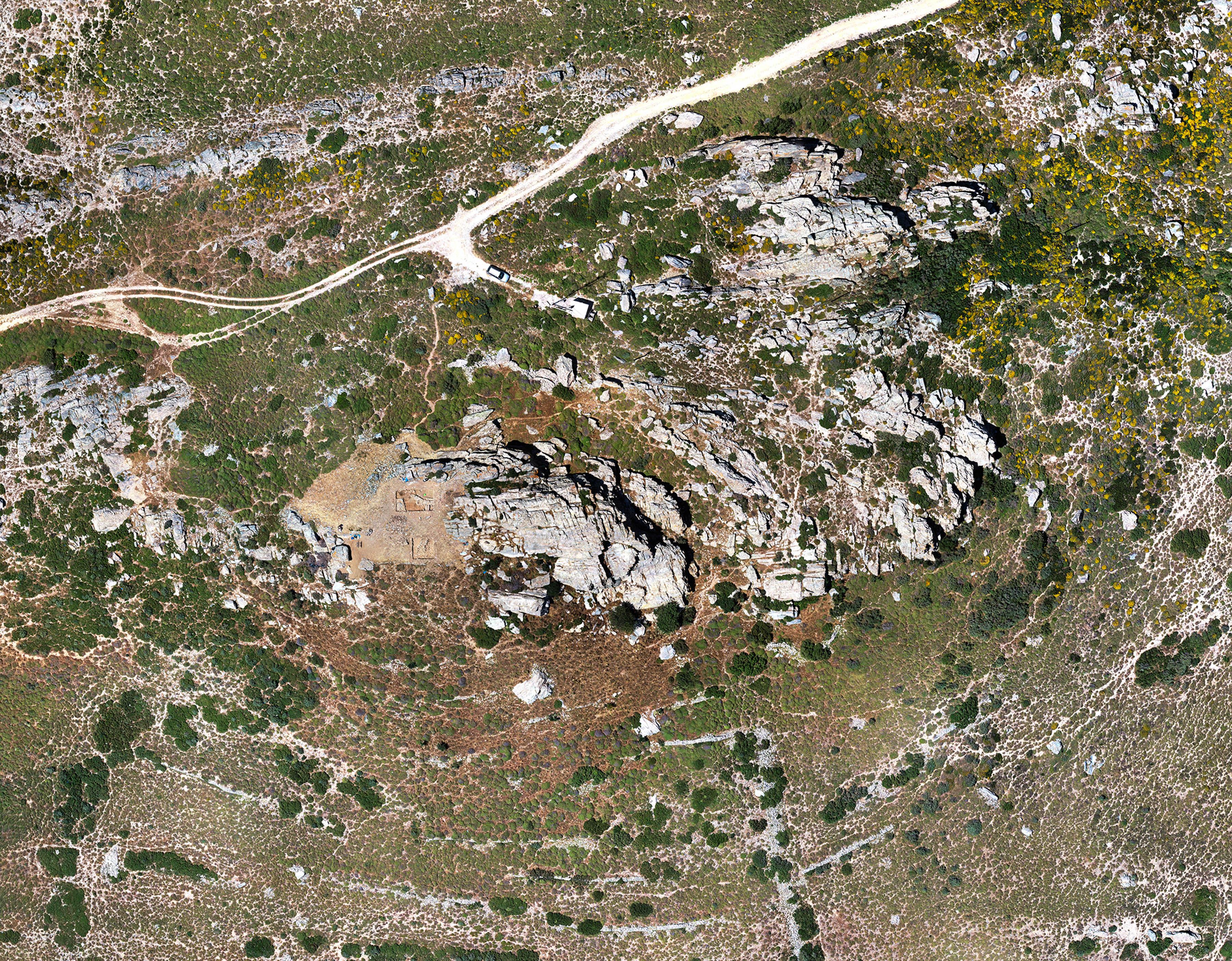 Σπουδαία αρχαιολογική ανακάλυψη στην Κάρυστο - Στο φως προϊστορικός οικισμός της Τελικής Νεολιθικής Εποχής