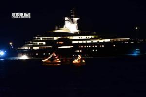 Οικογενειακώς στο Ναύπλιο ο Εμίρης του Κατάρ [pics]