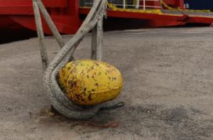 Στην Πάρο λόγω μηχανικής βλάβης παρέμεινε το «Superexpress»