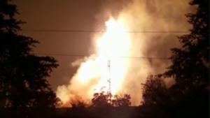 Ισχυρή έκρηξη σε αγωγό αερίου στο Κεντάκι – Ένας νεκρός – video