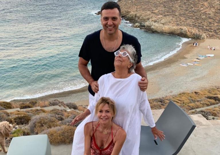 Τζένη Μπαλατσινού – Βασίλης Κικίλιας: Απολαμβάνουν το πρώτο καλοκαίρι ως νιόπαντροι! [pics,video]