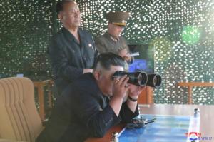 """""""Μπαρούτι"""" ο Κιμ Γιονγκ Ουν με τις ΗΠΑ! Ο χαρακτηρισμός που τον έκανε έξαλλο"""