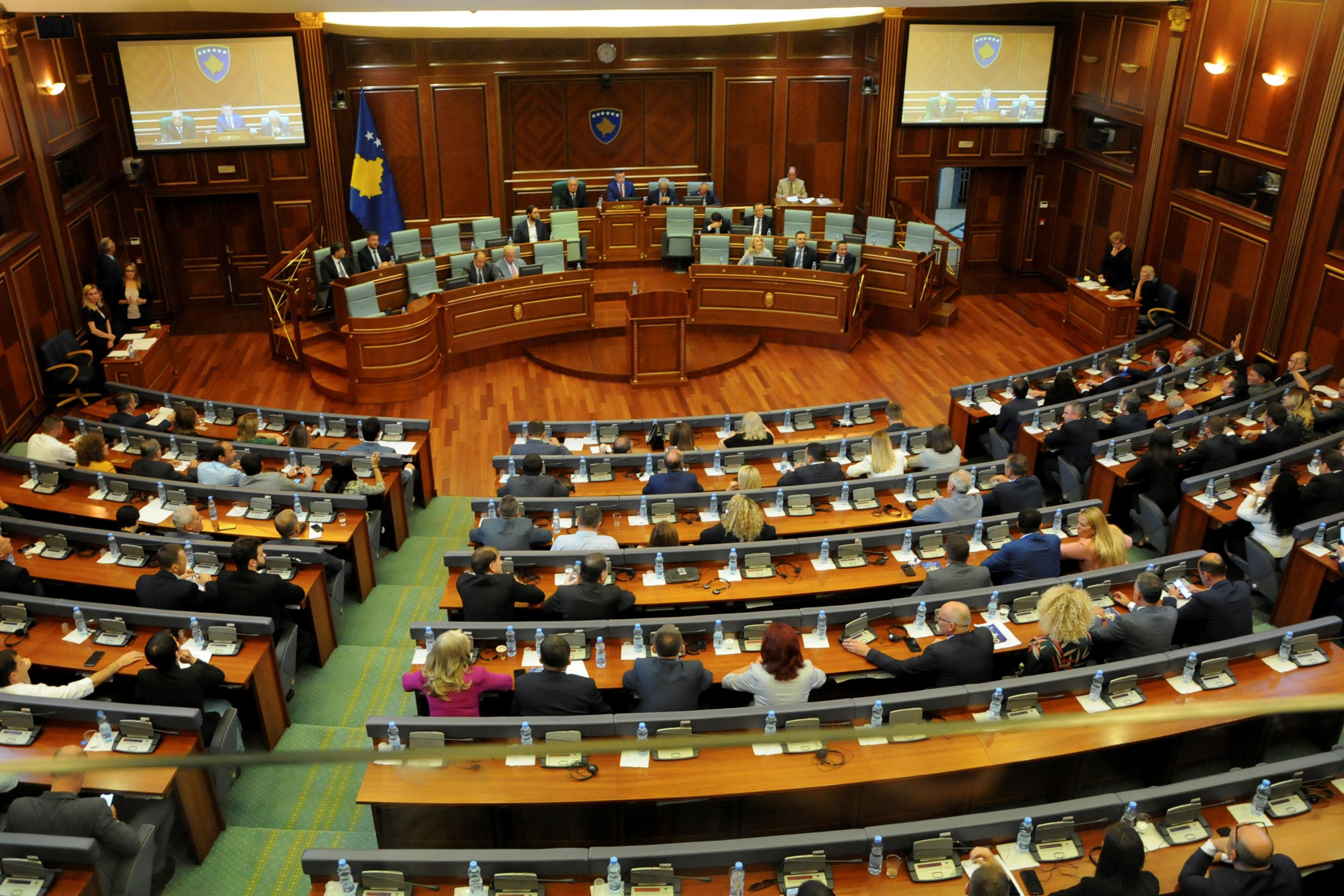 Κόσοβο: Οι βουλευτές ψήφισαν τη διάλυση του κοινοβουλίου