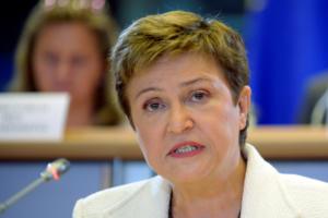ΔΝΤ: Άλλαξαν τους… κανόνες για τα μάτια της Γκεοργκίεβα