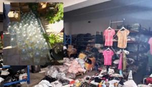 Κρήτη: Κατασχέθηκαν 57.000 προϊόντα – μαϊμού και 2 τόνοι ποτών