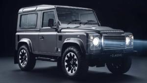 Η Land Rover δίνει ζωή στα παλιά Defender