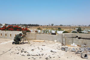 Λιβύη: Οι δυνάμεις του Χαφτάρ προκάλεσαν εκτεταμένες ζημιές σε αεροδρόμιο στη Ζουάρα