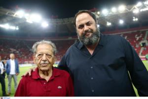Ολυμπιακός – Μαρινάκης για Χάσικο: «Μαζί θα γιορτάσουμε άλλα 10 πρωταθλήματα» [pics]