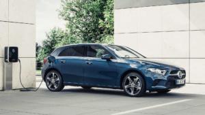 Η Mercedes-Benz παρουσίασε τις υβριδικές A και B-Class [pics]