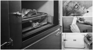 Μέριλιν Μονρόε: Ανέκδοτες φωτογραφίες από το νεκροτομείο!