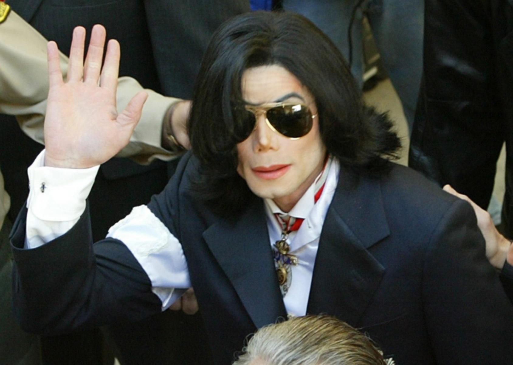 Τέλος από τα βραβεία του MTV ο Μάικλ Τζάκσον!
