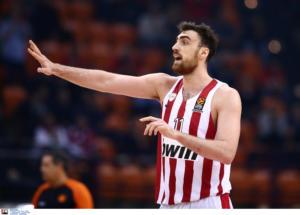 """Ολυμπιακός – Μιλουτίνοφ: """"Ήταν δύσκολη σεζόν για εμένα"""""""