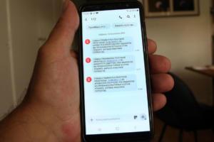 112: Δεν χρεώνονται τα μηνύματα ξεκαθαρίζει η κυβέρνηση
