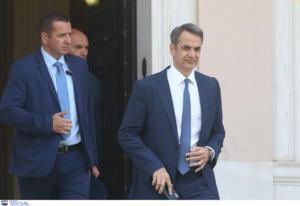 Μητσοτάκης: Ο Αντώνης Λιβάνης άφησε ξεχωριστό αποτύπωμα στην πολιτική ζωή