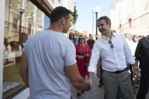 Μητσοτάκης για το σεισμό στην Κάρπαθο: Κουνηθήκαμε λίγο…