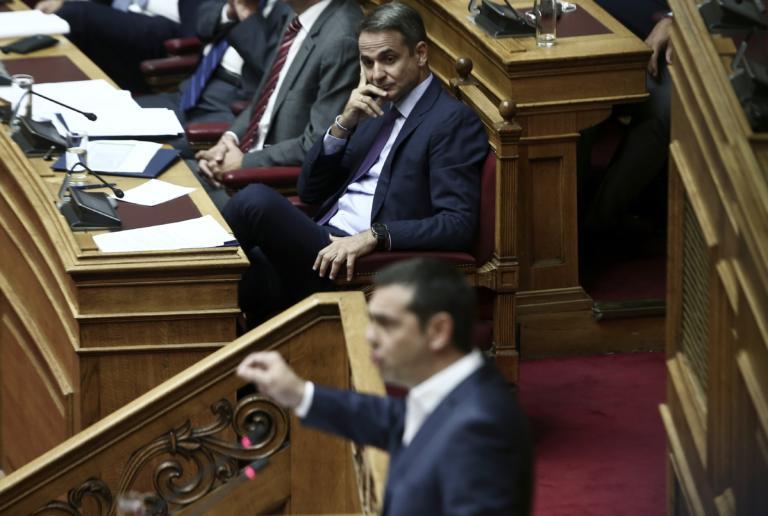 Μητσοτάκης: Έτσι θα αλλάξουμε το Κράτος – Τσίπρας: Δεν είναι τσιφλίκι σας