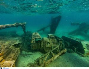 Αλεξανδρούπολη: Το ναυάγιο που παραμένει στο βυθό του λιμανιού – Περιμένουν τις σχετικές άδειες!