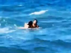 Χανιά: Ναυαγοσώστης έσωσε γυναίκα που επιχείρησε να αυτοκτονήσει