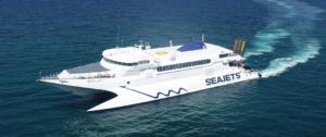 Ακινητοποιημένο στη Ραφήνα το «Naxos jet» – Με άλλα πλοία στους προορισμούς τους οι επιβάτες