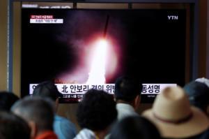 Επιμένει η Βόρεια Κορέα – Νέα δοκιμή βαλλιστικών πυραύλων
