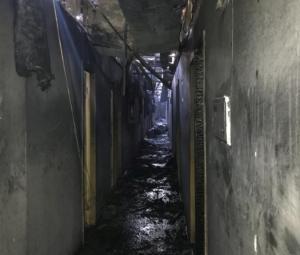 Ουκρανία: Οκτώ νεκροί σε πυρκαγιά ξενοδοχείου στην Οδησσό