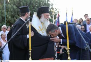 Κώστας Μπακογιάννης: Ορκίστηκε δήμαρχος στην Ακαδημία Πλάτωνος [pics]