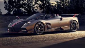 Αυτό είναι το νέο υπεραυτοκίνητο της Pagani που κοστίζει πάνω από 4 εκατ. ευρώ! [pics]