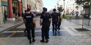 Οι «μαύροι πάνθηρες» άρχισαν τις περιπολίες στη Θεσσαλονίκη – video