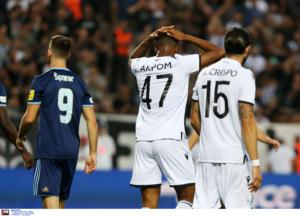 ΠΑΟΚ – Σλόβαν Μπρατισλάβας 3-2 ΤΕΛΙΚΟ: Αποκλείστηκε στην Τούμπα!