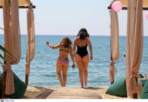"""Καιρός σήμερα: """"Καυτή"""" Δευτέρα, μόνη λύση η παραλία!"""
