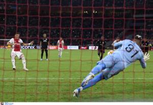 """Άγιαξ – ΠΑΟΚ 3-2 ΤΕΛΙΚΟ: """"Λύγισε"""" δύσκολα ο… τρομερός Δικέφαλος του Βορρά!"""