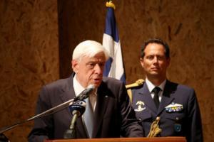Παυλόπουλος: Σεβασμός του Διεθνούς Δικαίου από τους γείτονες