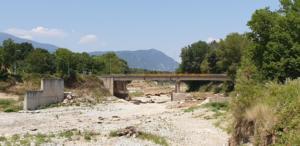 Τρίκαλα: «Στέρεψε» ο Πηνειός ποταμός – video