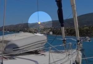 Πόρος: Συγκλονιστικό βίντεο από τη στιγμή της έκρηξης