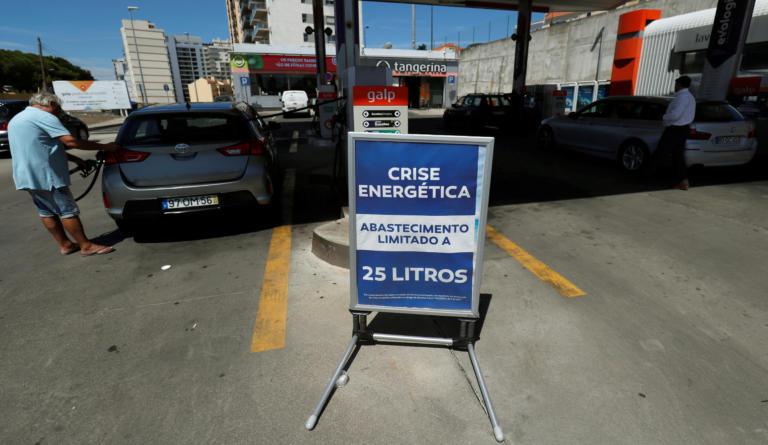 «Έμεινε» από καύσιμα η Πορτογαλία! Τρέχουν να «γεμίσουν» στην Ισπανία!